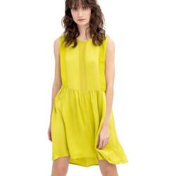 Ruhák Női Rövid ruhák Fracomina FR20SM545 Sárga