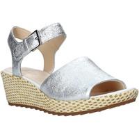 Cipők Női Szandálok / Saruk Clarks 26142966 Ezüst