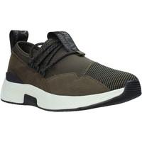 Cipők Férfi Rövid szárú edzőcipők Replay GMS2B 240 C0002T Zöld