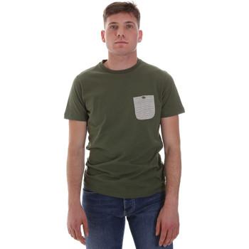 Ruhák Férfi Rövid ujjú pólók Sseinse ME1588SS Zöld