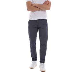 Ruhák Férfi Chino nadrágok / Carrot nadrágok Sseinse PSE569SS Kék