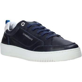 Cipők Férfi Rövid szárú edzőcipők Lumberjack SM89112 002 M07 Kék