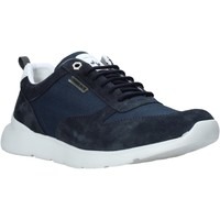 Cipők Férfi Rövid szárú edzőcipők Lumberjack SM82012 001 X97 Kék