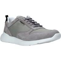 Cipők Férfi Rövid szárú edzőcipők Lumberjack SM82012 001 X97 Szürke