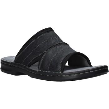 Cipők Férfi Papucsok Clarks 26139868 Fekete