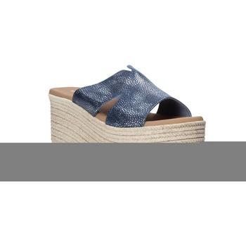 Cipők Női Papucsok Valleverde 34270 Kék