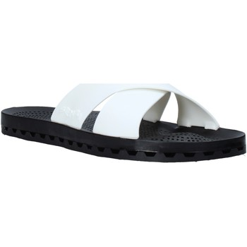 Cipők Férfi Papucsok Sensi 4300/U Fehér