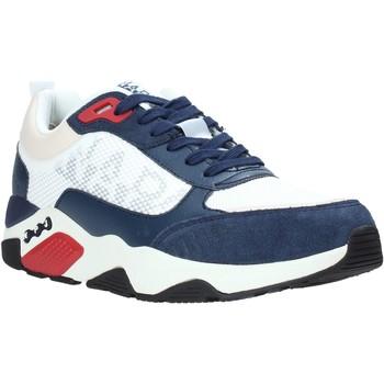 Cipők Férfi Rövid szárú edzőcipők Napapijri NA4ES9 Kék