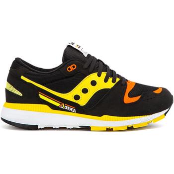 Cipők Férfi Rövid szárú edzőcipők Saucony S70437 Fekete