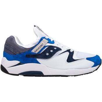 Cipők Férfi Rövid szárú edzőcipők Saucony S70439 Fehér