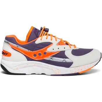 Cipők Férfi Rövid szárú edzőcipők Saucony S70460 Szürke