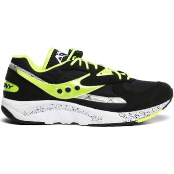 Cipők Férfi Rövid szárú edzőcipők Saucony S70460 Fekete