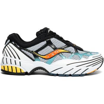 Cipők Férfi Rövid szárú edzőcipők Saucony S70466 Fehér
