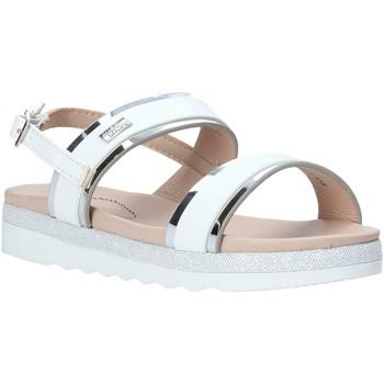Cipők Lány Szandálok / Saruk Miss Sixty S20-SMS778 Fehér