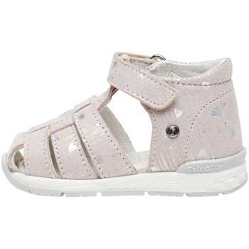 Cipők Lány Szandálok / Saruk Falcotto 1500862 02 Rózsaszín