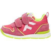 Cipők Lány Rövid szárú edzőcipők Falcotto 2014924 01 Rózsaszín
