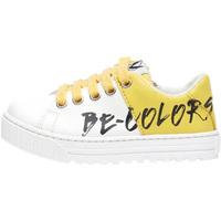 Cipők Gyerek Rövid szárú edzőcipők Naturino 2014918 02 Sárga