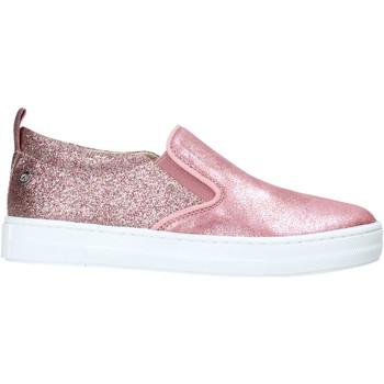 Cipők Lány Belebújós cipők Naturino 2013760 63 Rózsaszín