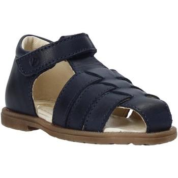 Cipők Lány Szandálok / Saruk Falcotto 1500854 01 Kék