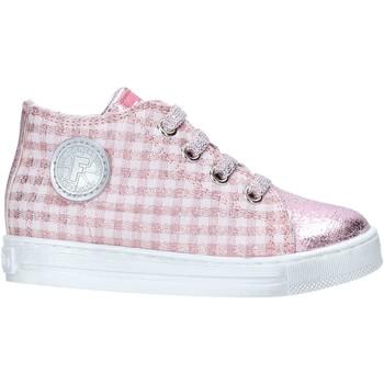 Cipők Lány Magas szárú edzőcipők Falcotto 2014600 10 Rózsaszín