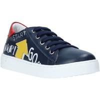 Cipők Gyerek Rövid szárú edzőcipők Falcotto 2014628 01 Kék