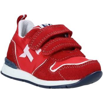 Cipők Gyerek Rövid szárú edzőcipők Falcotto 2014924 01 Piros