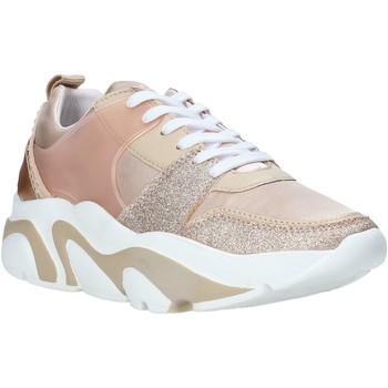 Cipők Női Rövid szárú edzőcipők Apepazza S0EASY01/MIX Rózsaszín