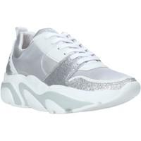 Cipők Női Rövid szárú edzőcipők Apepazza S0EASY01/MIX Ezüst