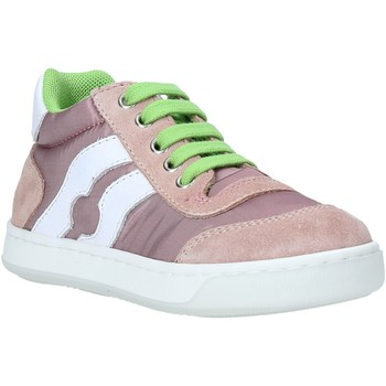 Cipők Gyerek Rövid szárú edzőcipők Falcotto 2014149 01 Rózsaszín