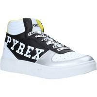 Cipők Női Magas szárú edzőcipők Pyrex PY020207 Fekete
