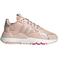 Cipők Lány Rövid szárú edzőcipők adidas Originals EG6744 Rózsaszín