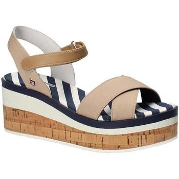 Cipők Női Szandálok / Saruk U.S Polo Assn. FLEUR4112S8/C1 Barna