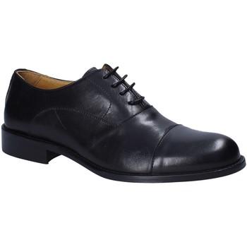 Cipők Férfi Oxford cipők Exton 6014 Fekete