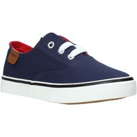 Cipők Gyerek Rövid szárú edzőcipők Fred Mello S20-SFK303 Kék