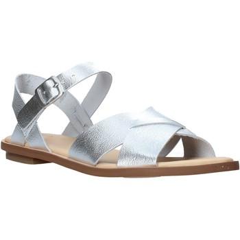 Cipők Női Szandálok / Saruk Clarks 26139429 Ezüst