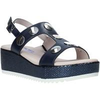 Cipők Női Szandálok / Saruk Comart 503430PE Kék