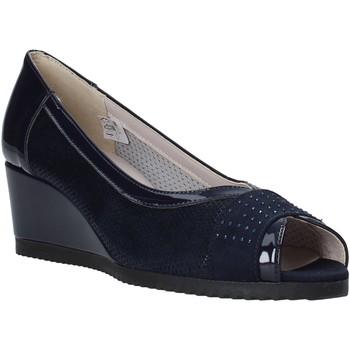 Cipők Női Szandálok / Saruk Comart 023353 Kék