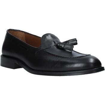Cipők Férfi Mokkaszínek Marco Ferretti 161446MF Fekete