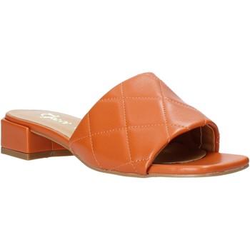 Cipők Női Papucsok Grace Shoes 971Y001 Narancssárga
