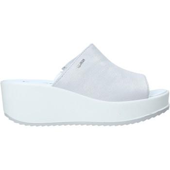 Cipők Női Papucsok IgI&CO 5178511 Ezüst