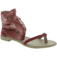 Cipők Női Szandálok / Saruk 18+ 6111 Piros