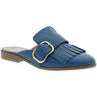 Cipők Női Klumpák Mally 6116 Kék