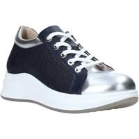 Cipők Női Rövid szárú edzőcipők Comart 5C3427 Kék