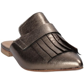 Cipők Női Klumpák Mally 6173 Szürke