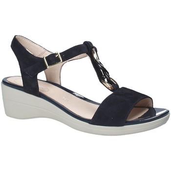 Cipők Női Szandálok / Saruk Stonefly 110216 Kék