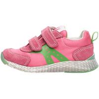 Cipők Lány Rövid szárú edzőcipők Naturino 2014902 01 Rózsaszín