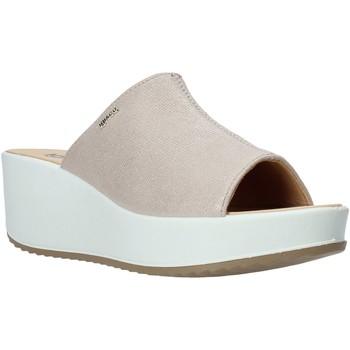 Cipők Női Papucsok IgI&CO 5178522 Bézs