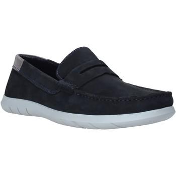 Cipők Férfi Mokkaszínek Impronte IM01083A Kék