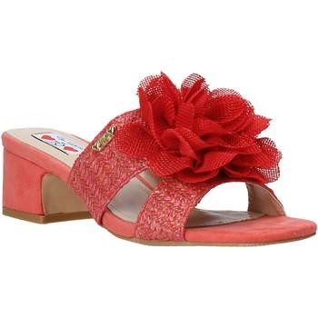 Cipők Női Papucsok Love To Love EVA5106 Piros