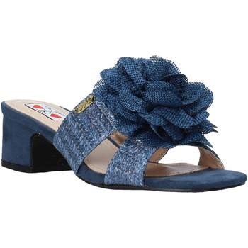 Cipők Női Papucsok Love To Love EVA579 Kék